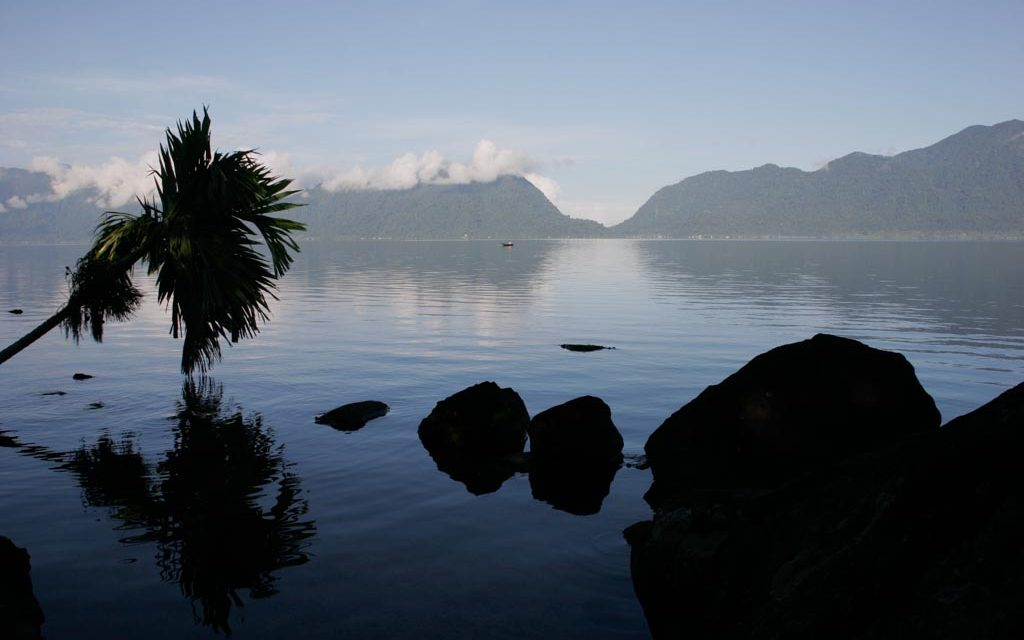 Photographier le Lac Maninjau à Sumatra