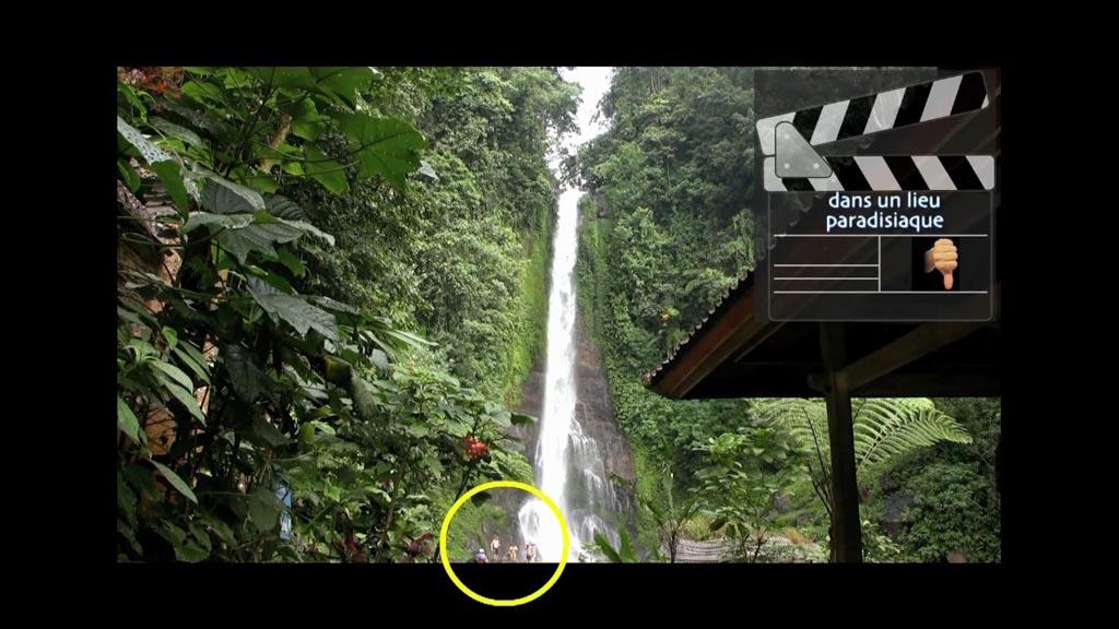 Filmer les lieux touristiques