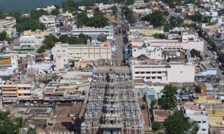 Filmer les environs de Madurai