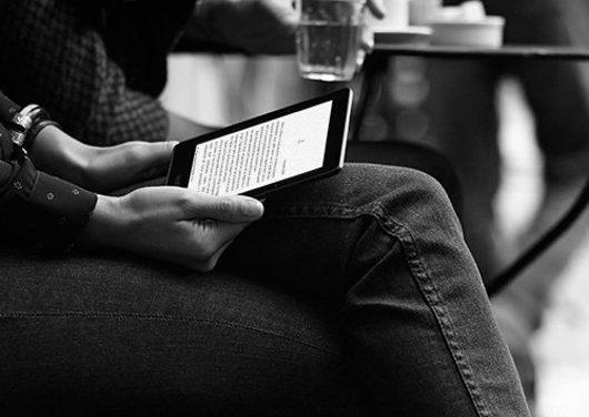 le Kindle Voyage au banc d'essai