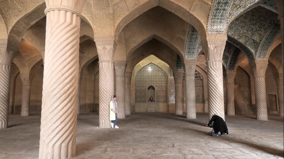Vidéo réalisée en Iran, plan par plan