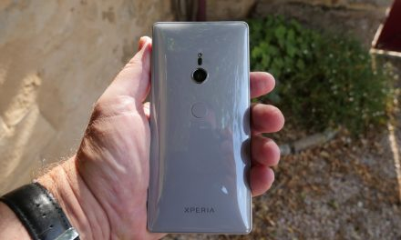 Test Sony XPeria XZ2