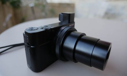 Test Sony DSC-RX100 Mark VI