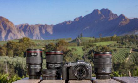 Canon Eos RP, l'hybride de voyage plein format compact