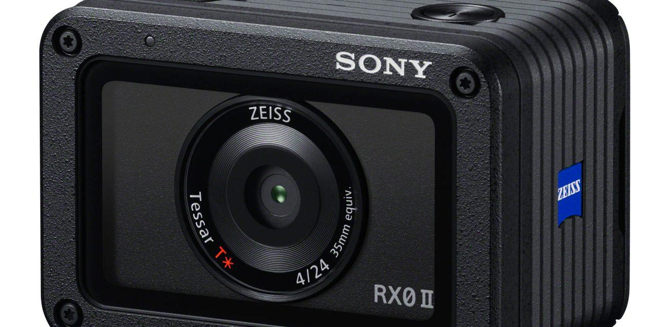 Sony RX0 II : la nouvelle caméra-appareil photo de voyage ?