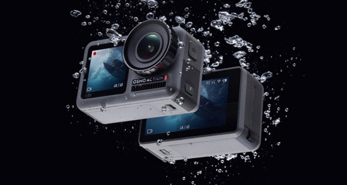DJI Osmo Action : la concurrente de la Hero Black de GoPro