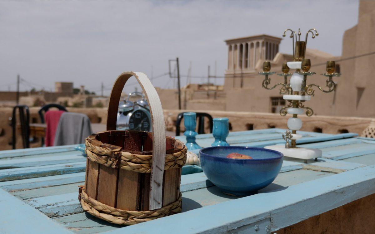 Photographier à Yazd