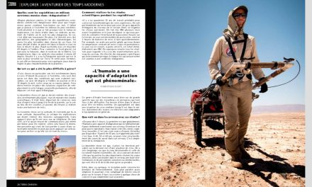 Chronique : magazine Terra Darwin