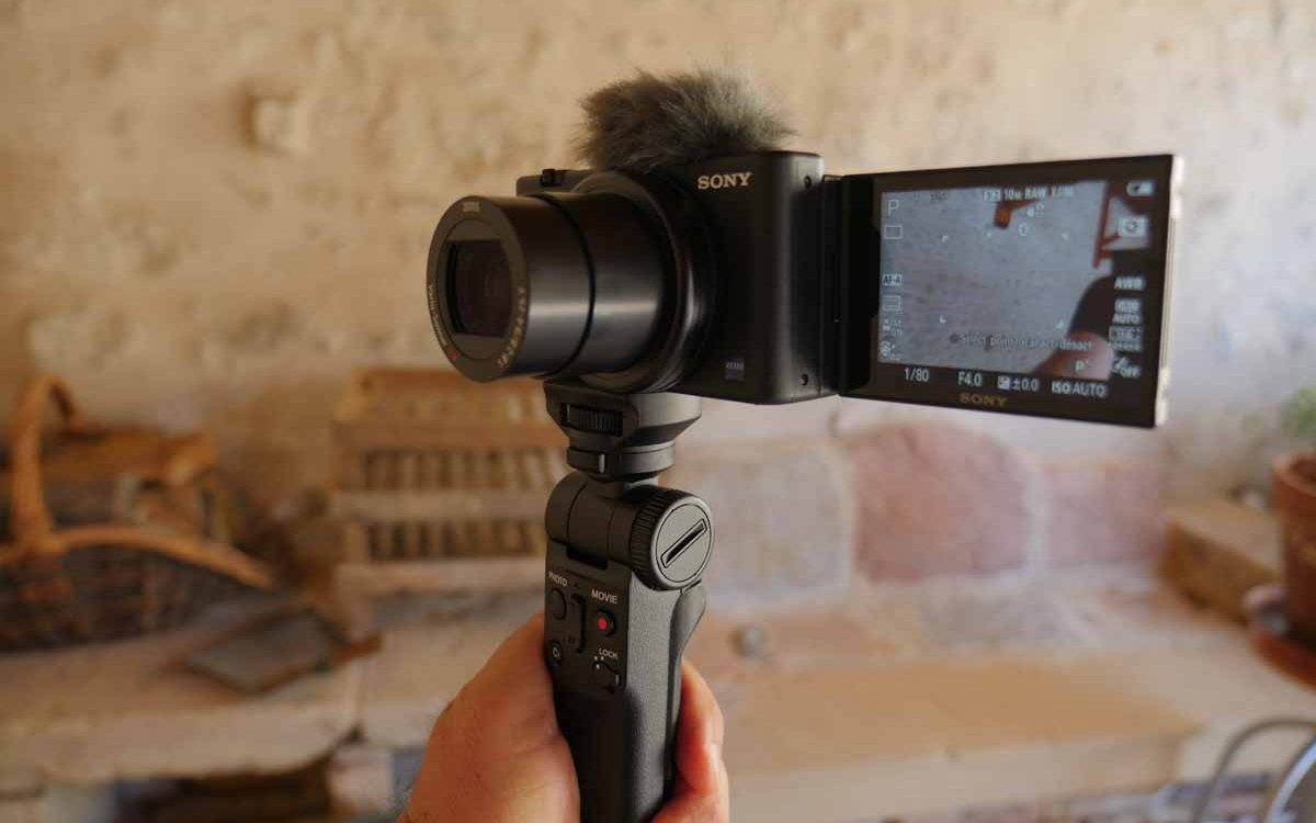 Sony ZV-1, pour vos vlogs
