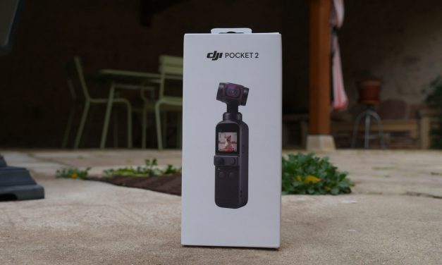 DJI Pocket 2, la petite caméra stabilisée surdouée